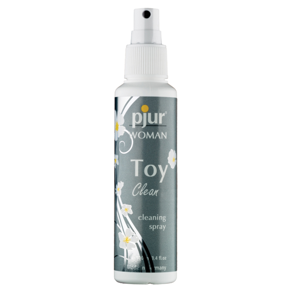 Online Only - Pjur Toy Clean 100ml Spray Bottle
