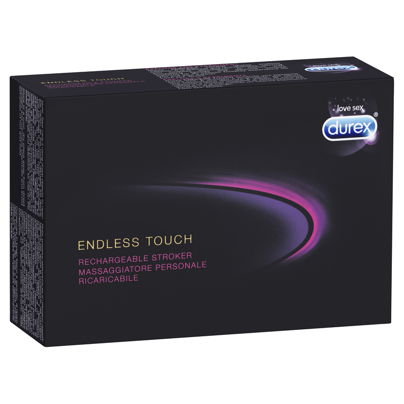 Online Only - Durex Endless Touch Rechargeable Stroker