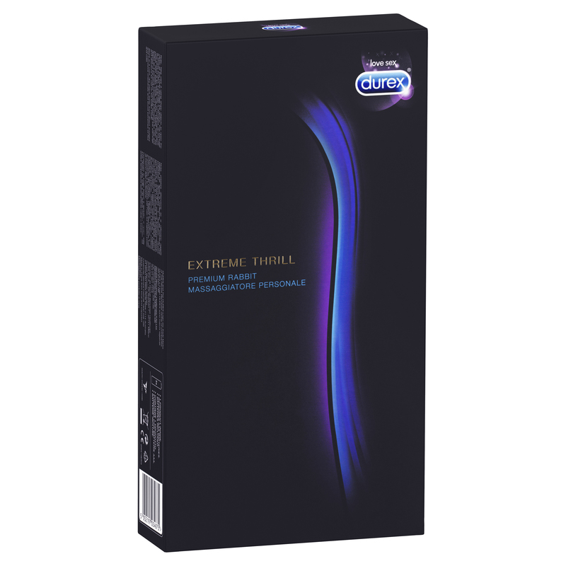 Online Only - Durex Extreme Thrill Premium Rabbit