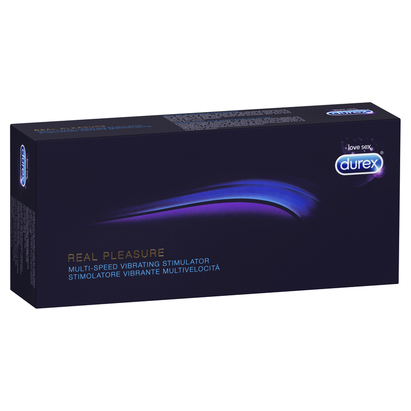 Durex Real Pleasure Multi-Speed Vibrator