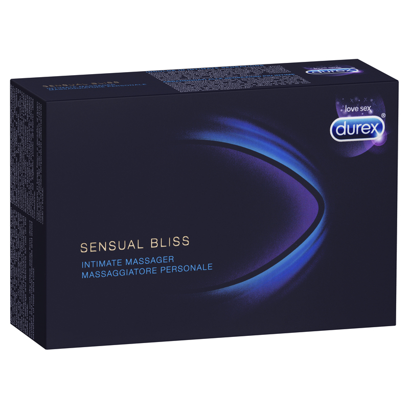 Online Only - Durex Sensual Bliss Intimate Massager